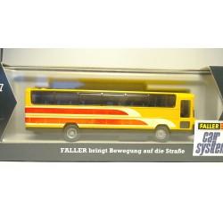 Faller MB O303 Gul bus