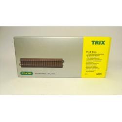 Trix 62172 10stk Lige skinne