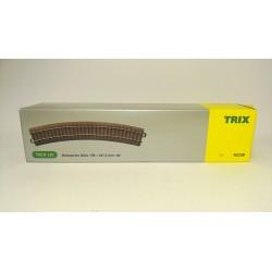 Trix 62230 6stk Buet skinne
