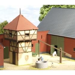 Auhagen 11410 Taubenschlag...