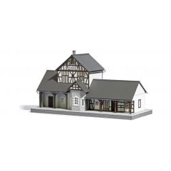 Busch 1640 Bahnhof Ilfeld H0