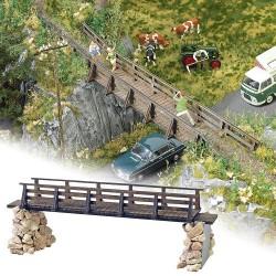 Busch 10220 Holzbrücke [0]