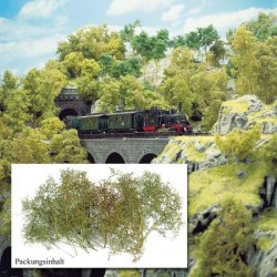 Busch 6801 Bausatz:Naturbäume