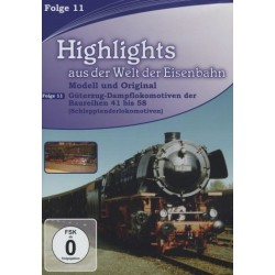 DVD HIGHLIGHTS EISENBAHN 11