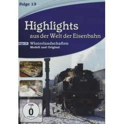 DVD HIGHLIGHTS EISENBAHN 13