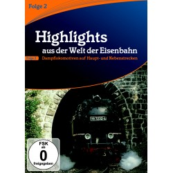 DVD HIGHLIGHTS EISENBAHN 2