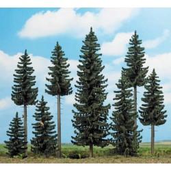 Busch 6391 Fichten-Wald H0