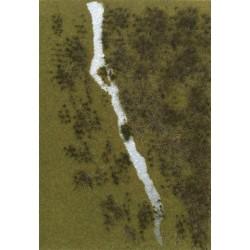 Busch 1313 Flusslandschaft