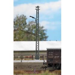 Busch 4150 Gittermast-Lampe H0