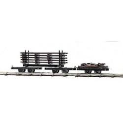 Busch 12240 Gleisbauzug H0