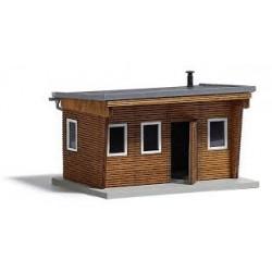 Busch 1394 Holz-Bungalow H0