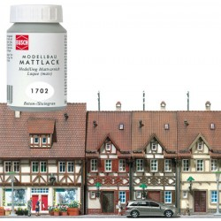 Busch 1702 Mattlack weiß