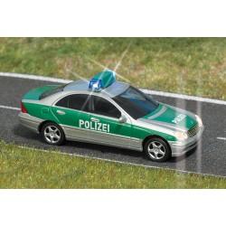 Busch 5630 Mercedes Polizei H0