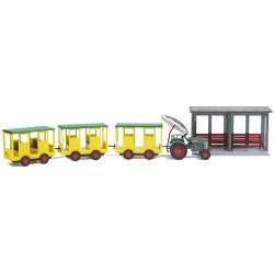 Busch 1066 Parkbahn H0