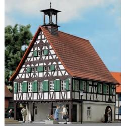Busch 1598 Rathaus H0