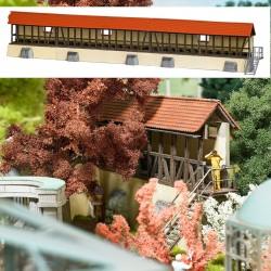 Busch 1597 Stadtmauer H0