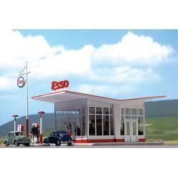 Busch 1005 Tankstelle H0