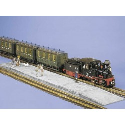 Pola 330909 Bahnsteigplatten