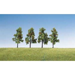Faller 181407 4 Obstbäume