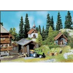 Faller 130379 Backhaus,...