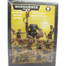 Games Workshop 50-16 ORK...
