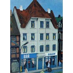 Heljan 465 Bar & salon