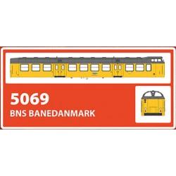 Heljan 5069 BNS Banedanmark...