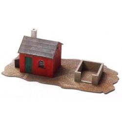 Hobbytrade 87023 DSB hytte...