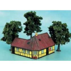 Heljan 220 H.C. Andersens hus