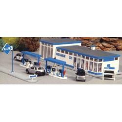 Kibri 38541 H0 Aral Tankstelle