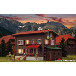 Kibri 38033 H0 Haus Gletsch