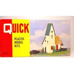 Quick B551 Kirke