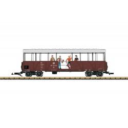 LGB 33350 Off. Güterwagen...