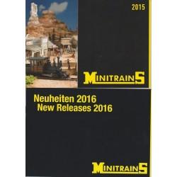 Minitrains 1000 katalog