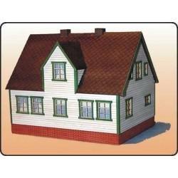 MKB 550 Wohnhaus Norwegen
