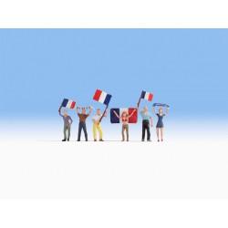 Noch 15974 Französische Fans
