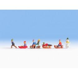 Noch 15819 Kinder im Schnee
