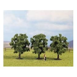 Noch 25110 3 Obstbäume, grün