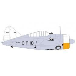 Oxford 81AC082 Brewster F2A...