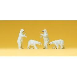 Preiser 79716 Eisbären