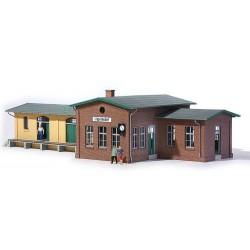 Real-Modell B180 Bahnhof...