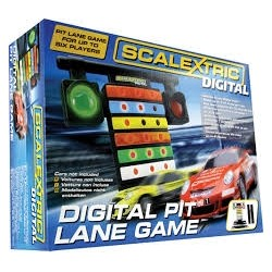 Scalextric 7041 DIGITAL PIT...