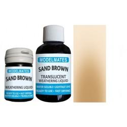 Modelmates 49206 Sand Brown...
