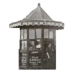 TCG 10 Avis kiosk