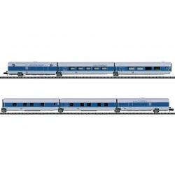 Trix 13723 IC-nat-vognsæt DB