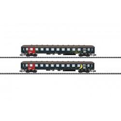 Trix 15480 Liegewagen-Set DSB