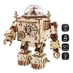 Robotime AM601 Steampunk...