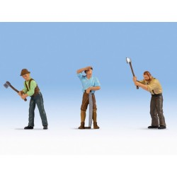 Noch 17843 Lumberjacks