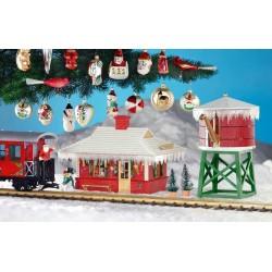 Piko 62702 G-FM Weihnachts...