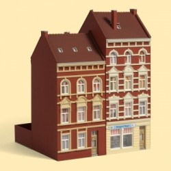 Auhagen 11417 Stadthäuser...